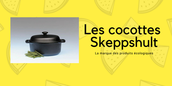 le test des cocottes skeppshult une cocotte en. Black Bedroom Furniture Sets. Home Design Ideas